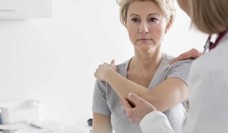 bursitis in shoulder